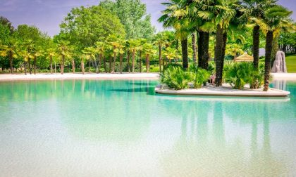 Inaugurata Palm Beach al parco acquatico Cavour