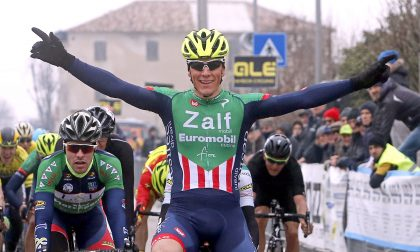 Giovanni Lonardi approda tra i professionisti