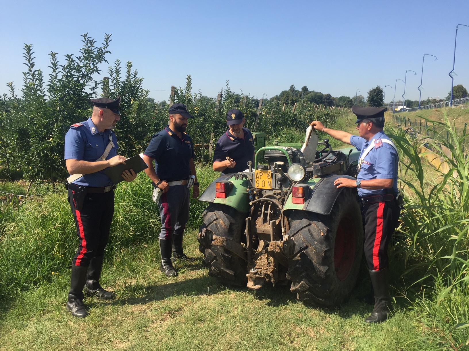 Sequestrata e torturata, polizia e carabinieri ritrovano una donna scomparsa. Doppio intervento delle forze dell'ordine martedì 28 agosto in un un meleto adiacente l'autostrada A4.