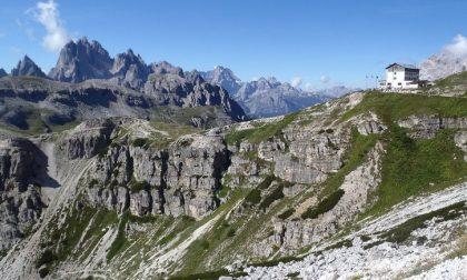 Uomo di Pescantina muore sulle Dolomiti