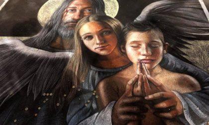 Michela Bogoni leader nazionale dei Maestri Madonnari