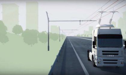 Elettrificazione Brebemi, ecco come la A35 potrebbe diventare la prima eHighway italiana VIDEO