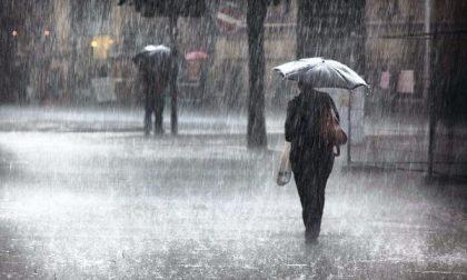 """Preparatevi ad aprire l'ombrello, sarà un weekend """"bagnato"""""""