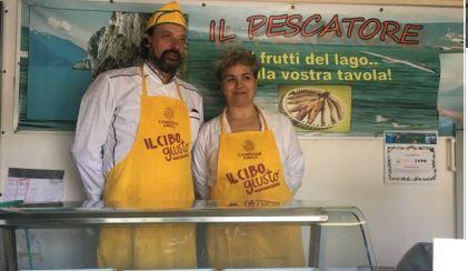 Claudio, il pescatore del lago di Garda dalla movida alle reti.Dalle notte nei locali alle tempeste sul lago «Grazie ad Alceste ho realizzato il sogno».