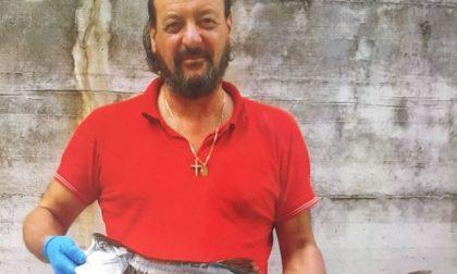 Claudio, il pescatore del lago di Garda dalla movida alle reti