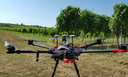 """Agricoltura 4.0, Coldiretti: """"Bene proroga triennale"""". Obiettivo 10% droni nei campi"""