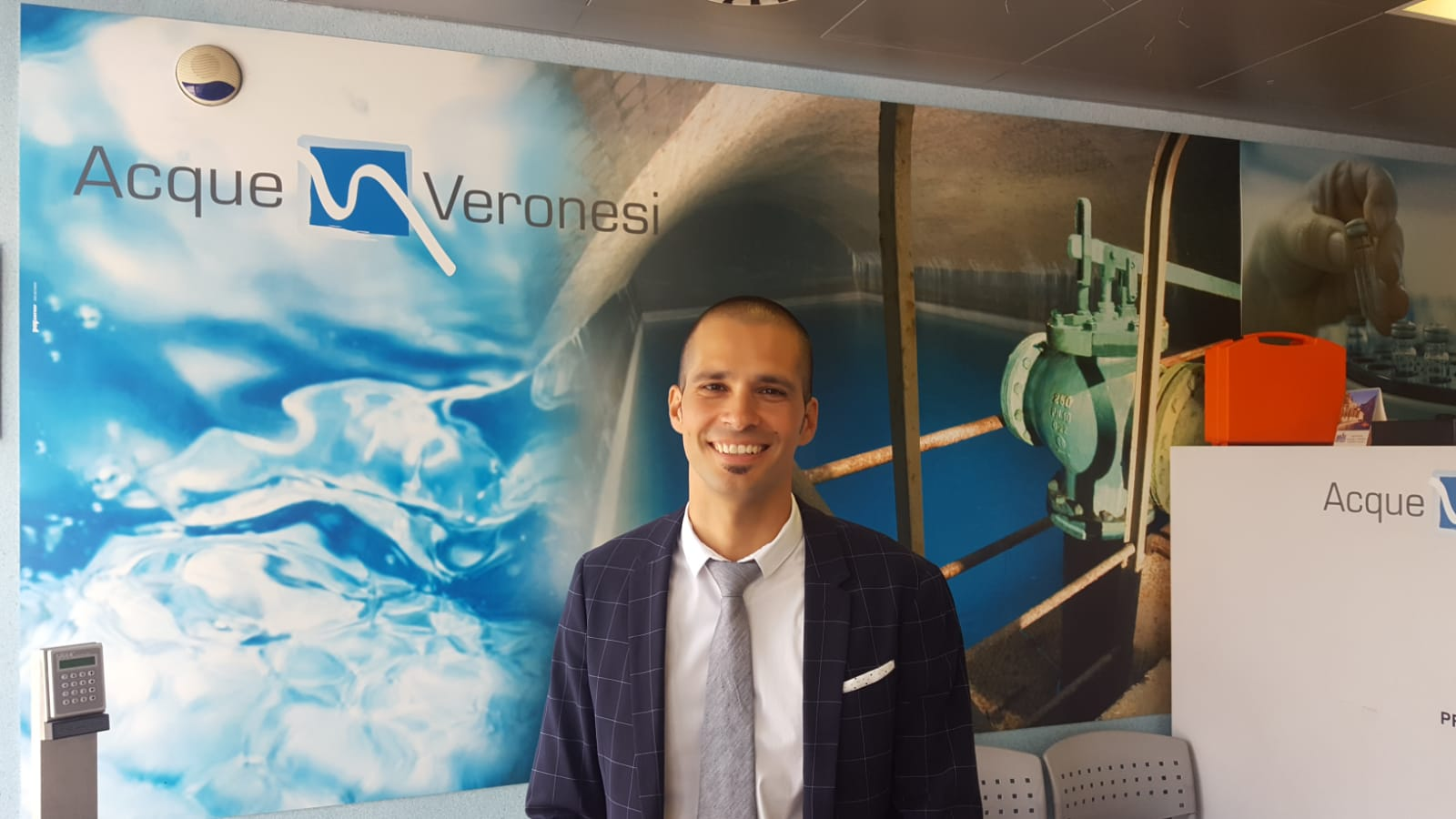 """Viveracqua lancia """"Smart Met"""". Al via il bando di gara per contatori all'avanguardia per l'acqua. Acque Veronesi partecipa ad un progetto europeo per migliorare efficienza e tecnologia a vantaggio della collettività."""