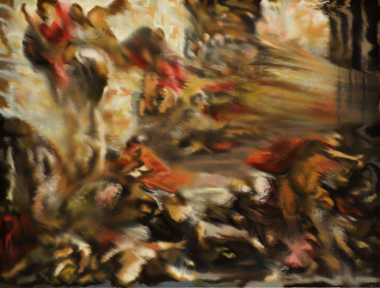 Jorge Pombo omaggia Tintoretto