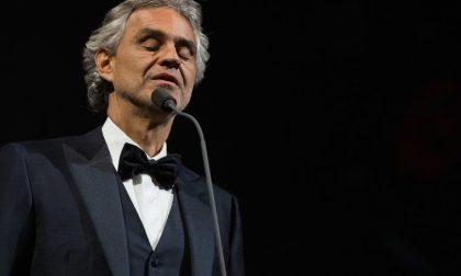 La notte di Andrea Bocelli, star internazionali in scena a Verona