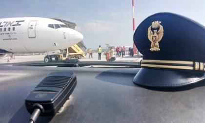 Infortunio sul lavoro all'aeroporto Catullo