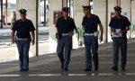 Panico in stazione Porta Nuova per un uomo che fugge dalla polizia