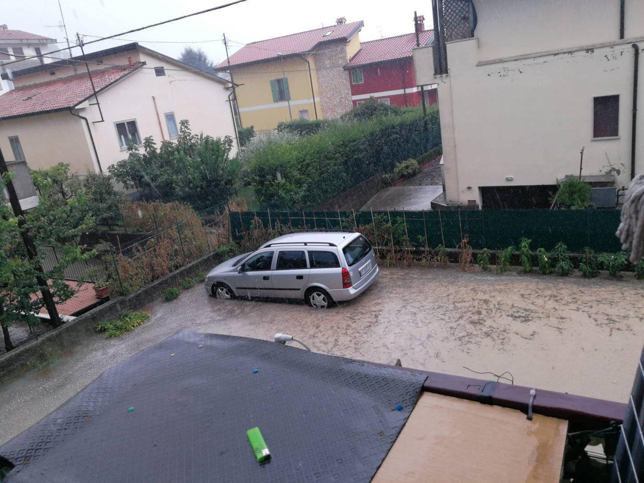 Danni da maltempo: nubifragio in Valpolicella. Arrivano in queste ore i bollettini delle varie zone colpite dalle bombe d