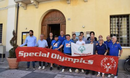 Special Olympics sul lago di Garda