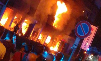 Incendio del condominio Napoleone, un anno dopo discusso in Comune