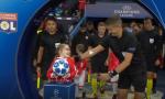 Giorgio Peretti arbitro veronese in Champions League