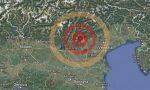 Lieve scossa di terremoto al confine tra Veneto e Austria