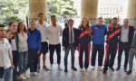 Premiati i campioni del nuoto italiano
