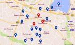 Il triangolo della legionella a Brescia: LA MAPPA