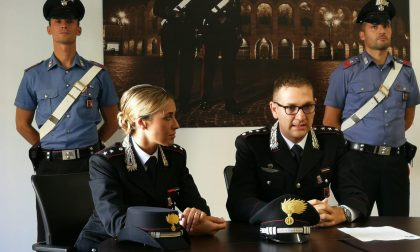 Stefano Caneschi nuovo comandante dei Carabinieri