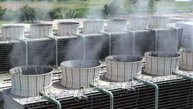 Legionella dalle torri di raffreddamento delle aziende: ecco come funzionano
