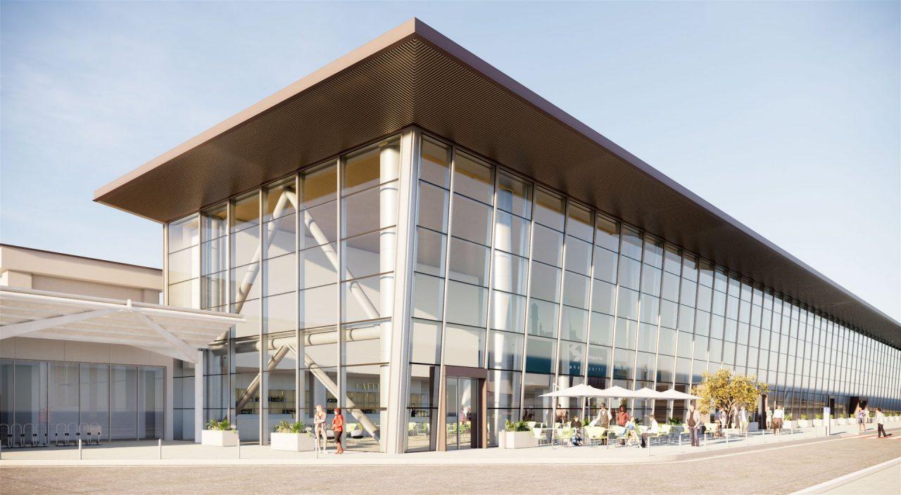 Un nuovo, modernissimo, terminal passeggeri per l