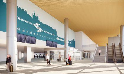 Un nuovo, modernissimo, terminal passeggeri per l'aeroporto di Verona