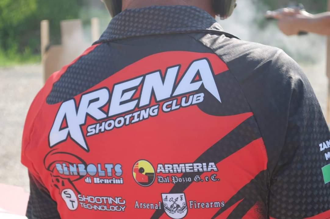 Gara di tiro sportivo a Valeggio