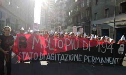 In migliaia a Verona per difendere la 194