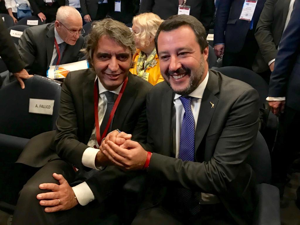 """Verona-Russia un legame sempre più stretto. Sboarina all'XI Forum Euroasitico: """"Verona è porta d'ingresso per la Russia. Lavoriamo per abolire le sanzioni e consolidare gli scambi economici""""."""