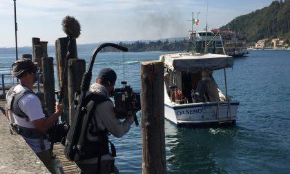 Jeremy Wade di River Monsters è arrivato a Toscolano