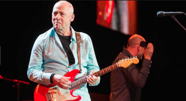 Mark Knopfler, l'ultima tappa del suo tour all'Arena di Verona
