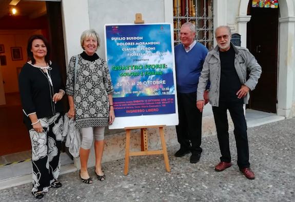 Galleria Miconti', inaugurata la nuova mostra