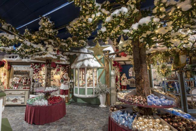 Inaugurazione Villaggio Di Natale A Bussolengo Verona