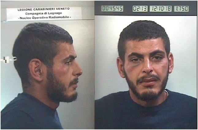In carcere marocchino con precedenti caduto sospetto terrorismo