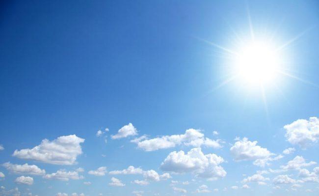 Le previsioni meteo del weekend