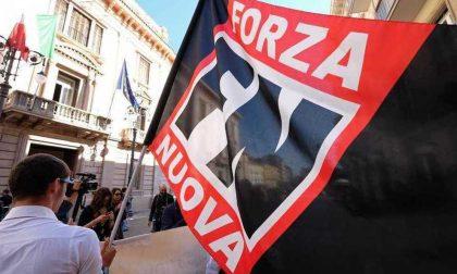 Forza Nuova a Verona contro la 194, contestazione degli antifascisti