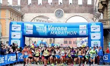 Domenica si corre la Veronamarathon