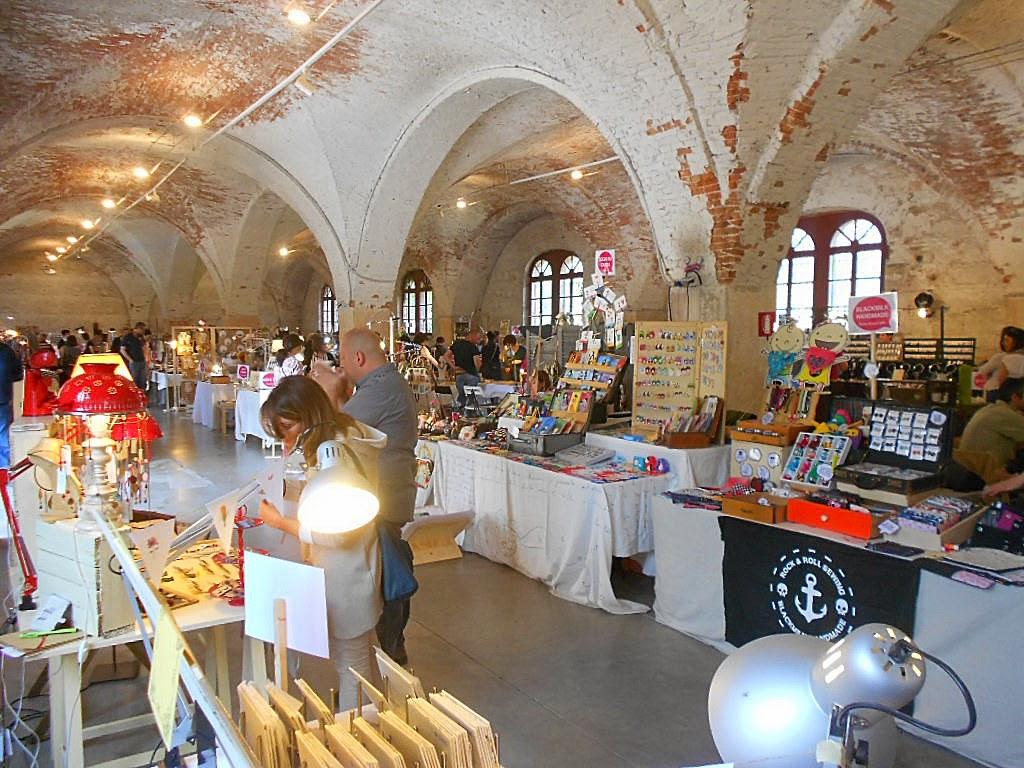 Torna il Festival dell'Handmade all'arsenale di Verona