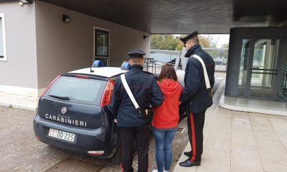 Arrestata una donna a Legnago