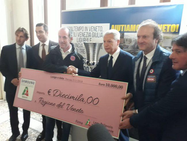 Volley femminile: presentata supercoppa italiana 2018