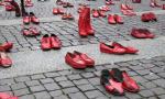 Violenza sulle donne, scarpe rosse a Villafranca