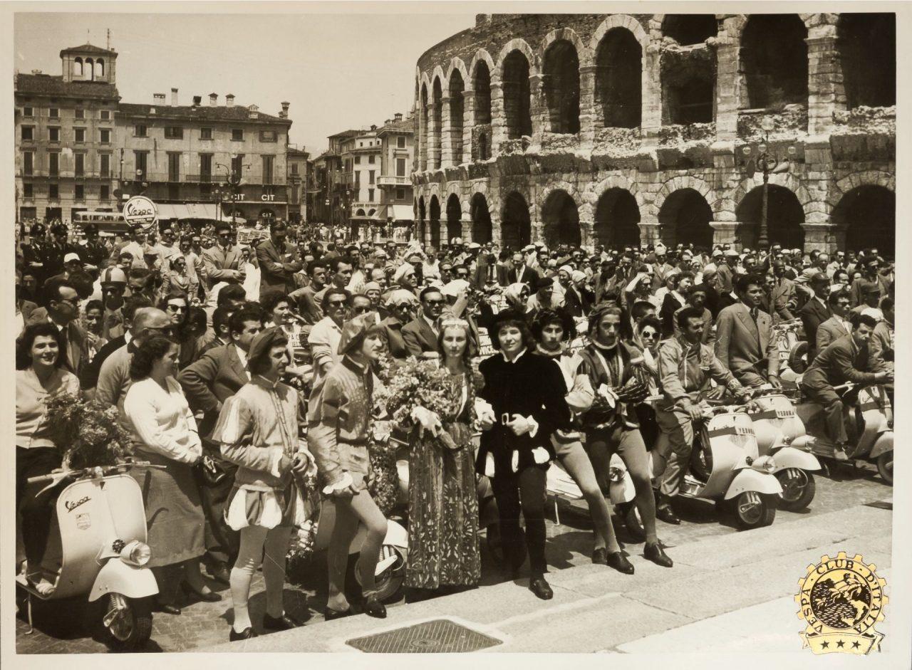 La Vespa a Verona, mostra sul mito delle due ruote nella città scaligera