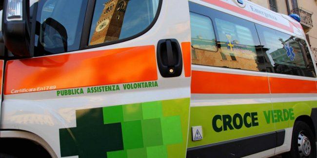 Bosco Chiesanuova, una nuova ambulanza per la Croce Verde Lessinia