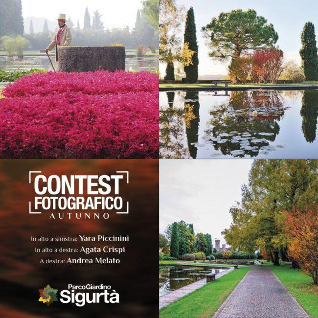 Sigurtà, svelati i vincitori del contest fotografico &#8220&#x3B;Colori d&#8217&#x3B;Autunno 2018&#8221&#x3B;