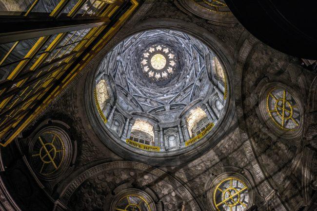 Renato begnoni e la rinascita della cappella della sindone verona