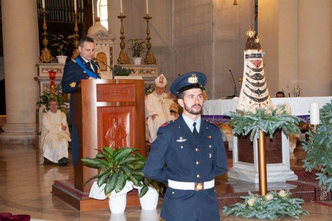 Il Terzo Stormo festeggia la Madonna di Loreto