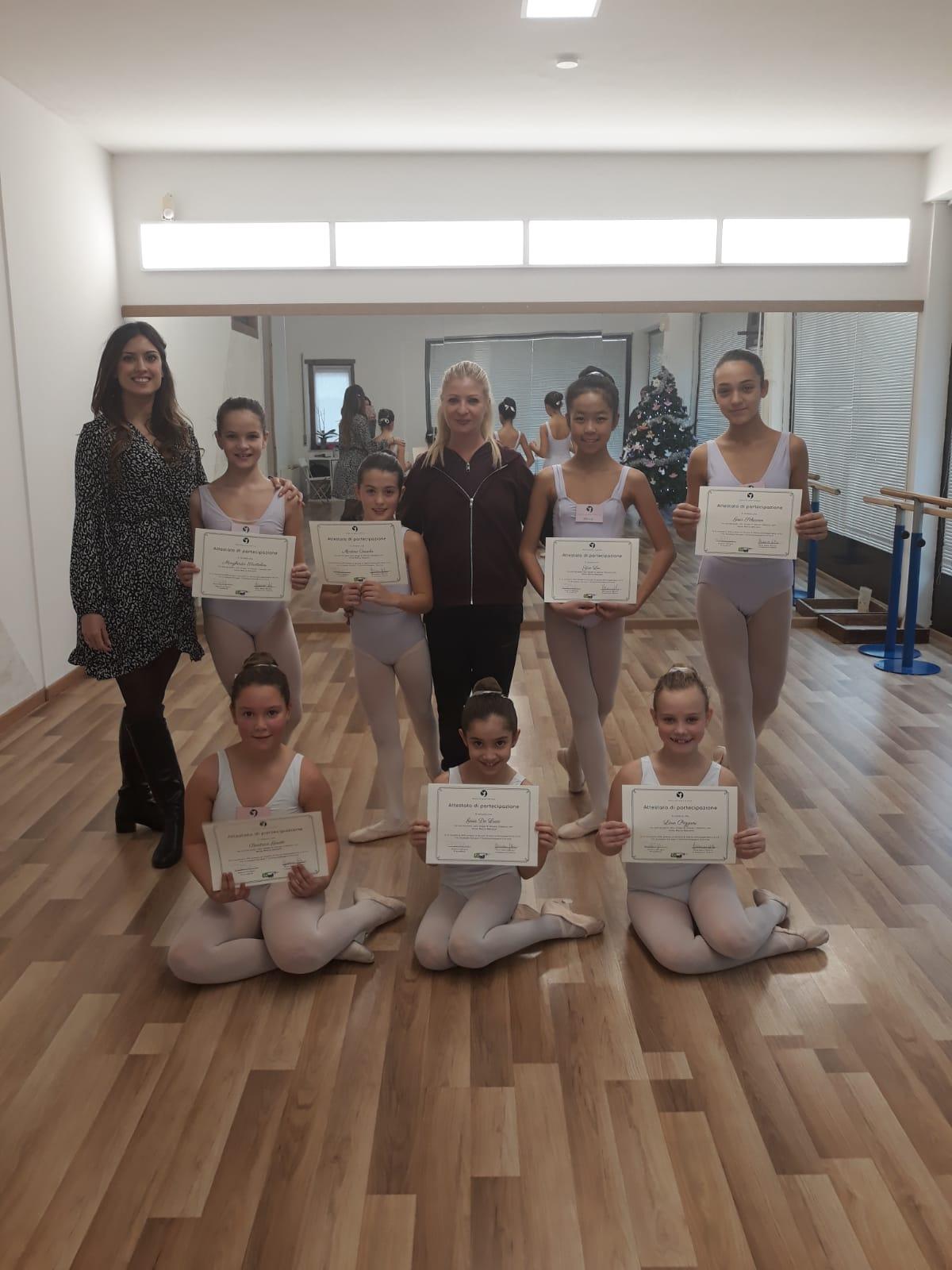Anna Maria Mecozzi ospite di Dancexperience
