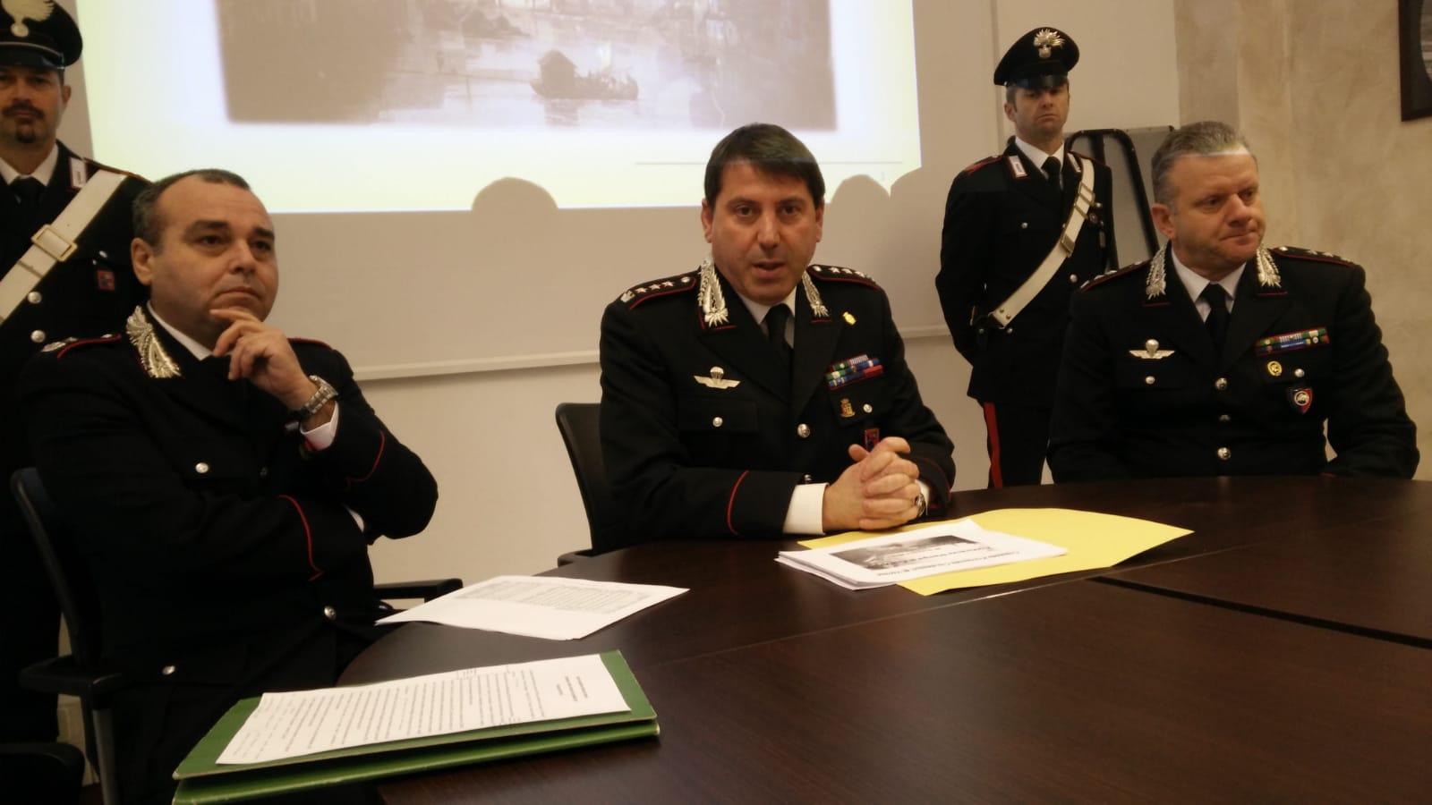 8763354468 Insieme Al Comando Provinciale Di Verona - Querciacb