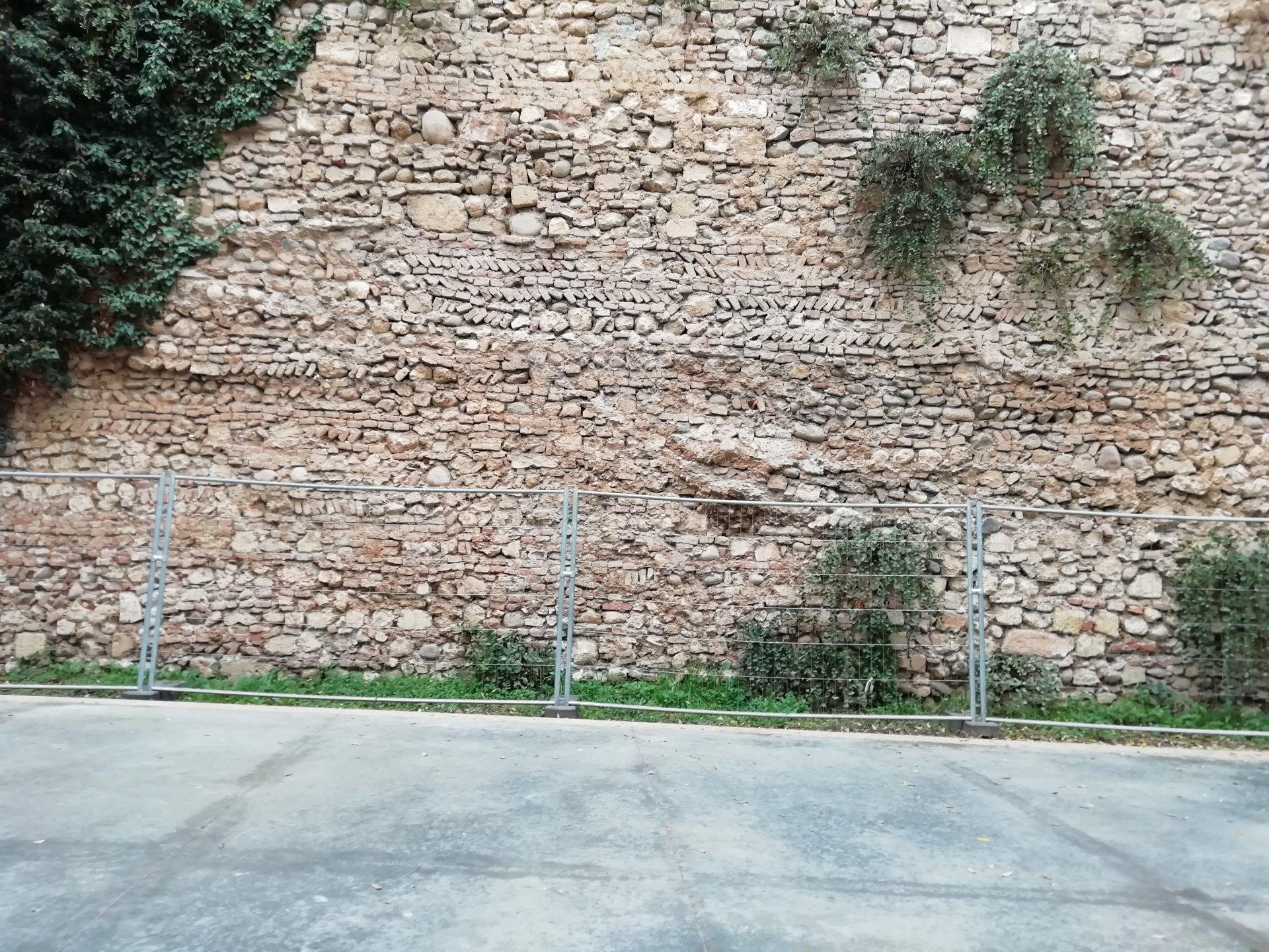 Cinta Magistrale: Giunta stanzia 500 mila euro per la messa in sicurezza. Si parte dalle muta al confine con le medie Catullo.