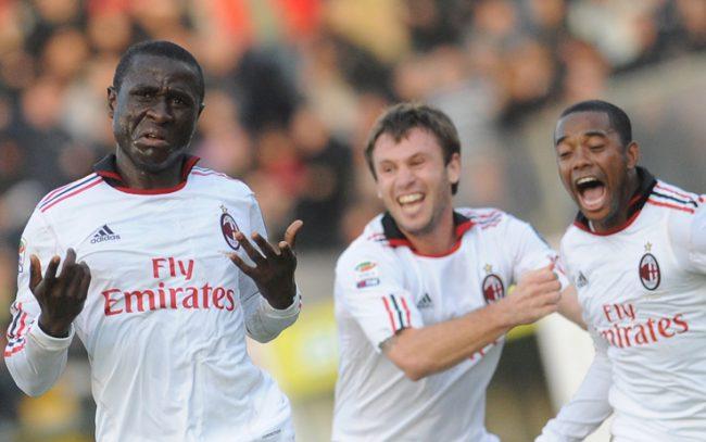 Villafranca Calcio acquista l&#8217&#x3B;ex Milan Rodney Strasser